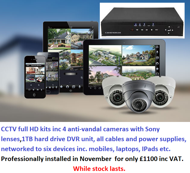 CCTV November Offer: Swipe To View More Images