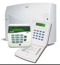 CPX Alarm panel is our best seller with auto dial function and wireless hybrid technology: Swipe To View More Images