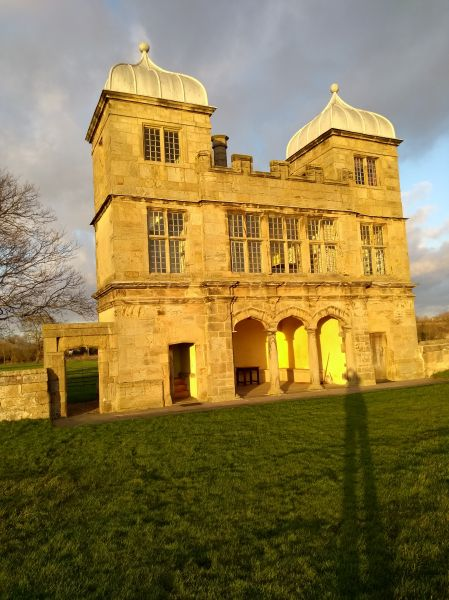 Only a couple of call outs over the Christmas period, one to this stunning building built in the 1500s.: Swipe To View More Images