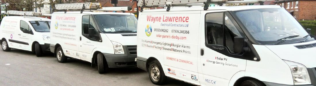 Contact Wayne Lawrence Electrical Contractors Ltd