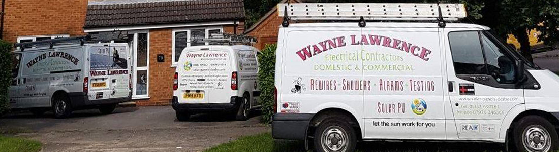 Meet the Wayne Lawrence Electrical Contractors Ltd team